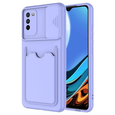 Xiaomi Poco M3 Kılıf Zore Kartix Kapak