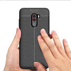 Xiaomi Pocophone F1 Kılıf Zore Niss Silikon - Thumbnail