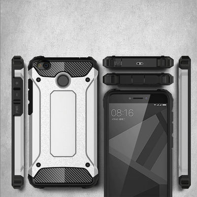 Xiaomi Redmi 4X Kılıf Zore Crash Silikon