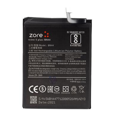 Xiaomi Redmi 5 Plus BN44 Zore A Kalite Uyumlu Batarya