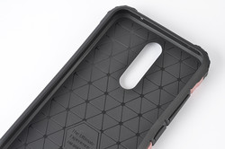 Xiaomi Redmi 8A Kılıf Zore Crash Silikon - Thumbnail