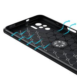 Xiaomi Redmi Note 10 Kılıf Zore Ravel Silikon - Thumbnail