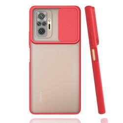 Xiaomi Redmi Note 10 Pro Kılıf Zore Lensi Kapak - Thumbnail