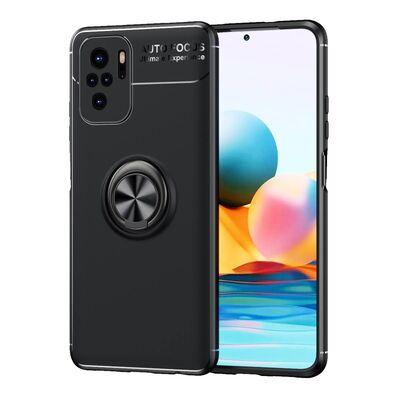 Xiaomi Redmi Note 10S Kılıf Zore Ravel Silikon