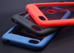 Xiaomi Redmi Note 5A Kılıf Zore Buttom Kapak - Thumbnail