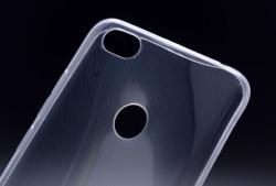 Xiaomi Redmi Note 5A Kılıf Zore Ultra İnce Silikon Kapak 0.2 mm - Thumbnail
