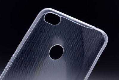 Xiaomi Redmi Note 5A Kılıf Zore Ultra İnce Silikon Kapak 0.2 mm
