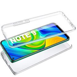 Xiaomi Redmi Note 9 Kılıf Zore Enjoy Kapak - Thumbnail