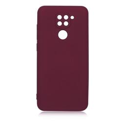 Xiaomi Redmi Note 9 Kılıf Zore Mara Lansman Kapak - Thumbnail