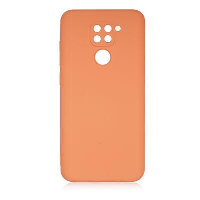 Xiaomi Redmi Note 9 Kılıf Zore Mara Lansman Kapak