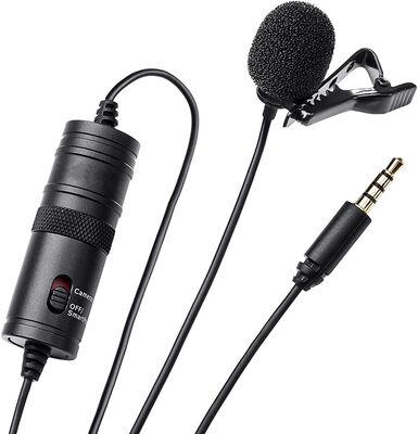 Zore DC-C1 Canlı Yayın Yaka Mikrofon