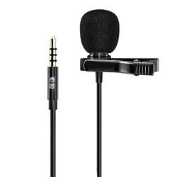 Zore MK3 3.5mm Canlı Yayın Yaka Mikrofonu - Thumbnail