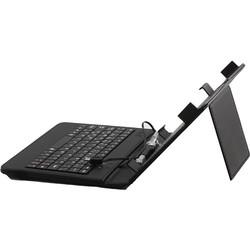 Zore PK-007 Klavyeli Standlı Tablet Kılıf - Thumbnail