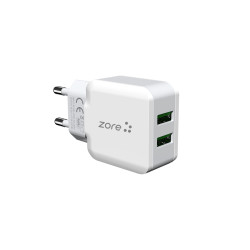 Zore ZR-A2202 Lightning Dex Serisi 2 in 1 Şarj Seti - Thumbnail
